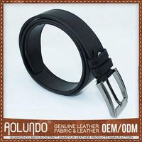 Best Seller Newest Custom Tag Mexican Leather Belts