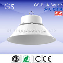 ce saa low price product 50w 80w 100lm/w super bright warehouse shop light for food fruit factory