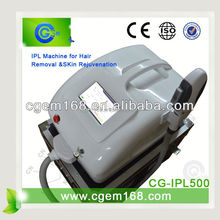 Factory direct sale price! Most effective hair removal machine ipl laser beauty