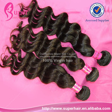 Peerless virgin hair aplique de cabelo market cheap virgin human hair