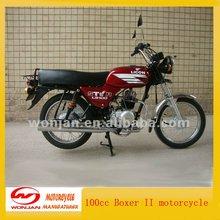 100cc Boxer II Motorcycle/WJ100-II Street Motor Bike