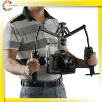 High stabilization photo dslr gimbal flexible handheld video stabilizer