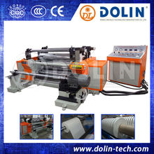 Horizontal Lable Ribbon Bopp Gum Packing Tape Slitting Machine