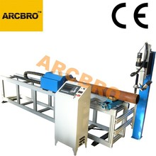 ARCBRO Tube-S portable CNC cutting table