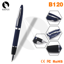 Jiangxin slip tip 4 color ball point pen with low price