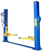 Two Post Auto Lift Car Lift 9000LBS WT4200-A , Low ceiling design