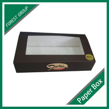POPULAR CHOCOLATE BOX PACKAGING WITH TRAY AND INSERT