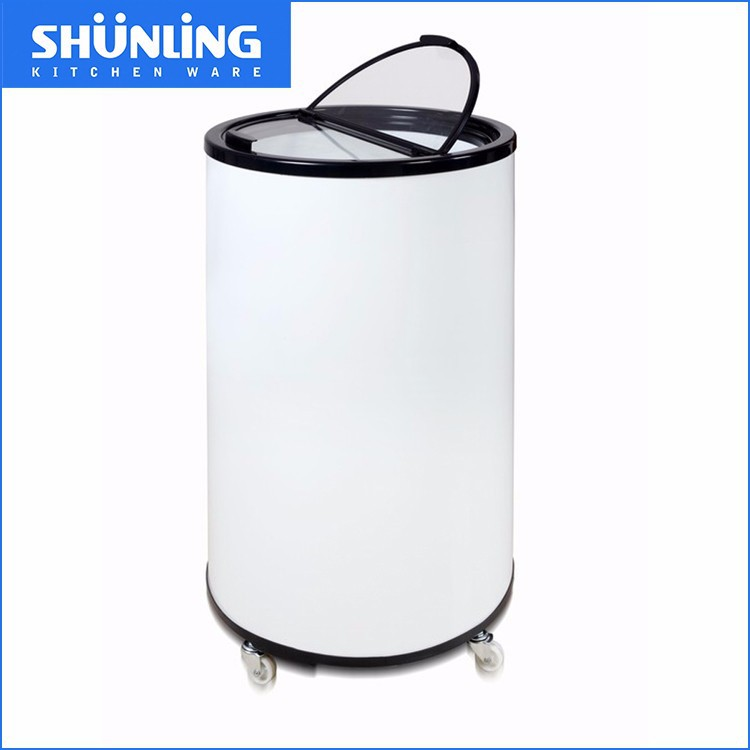 Electric Can Cooler ~ Cc g foam lid cylinder shape can cooler bar l