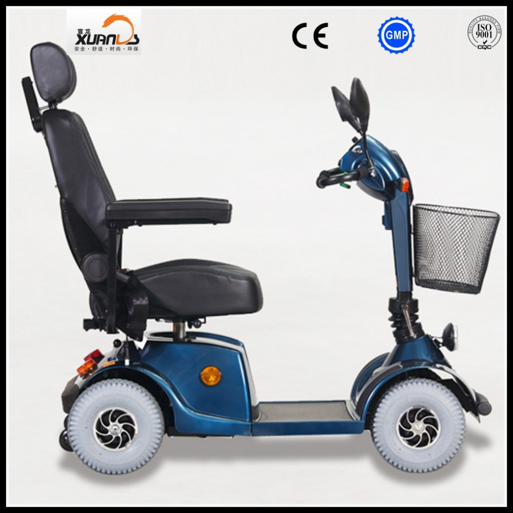 Cheap handicapped electric mobility scooter for adults for Motorized mobility scooter for adults