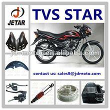 Refacciones Piezas para motocicleta TVS