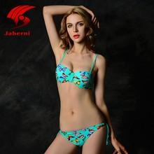 2015 New Sexy Floral Bikini Swimwear