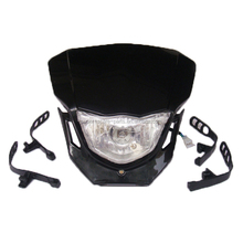 dirt bike pit bike parts high performance headlamp off road motorcycle powerful headlamp light