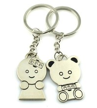 engraved name keychains, matching couple keychains,