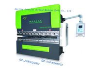 250T/6000 HT67K-DA52 servo CNC bending machine
