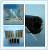 High heat dissipation magnesium alloy extrusion profiles