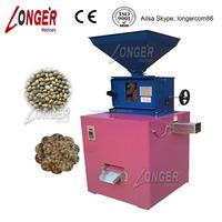 Hemp seed huller machine