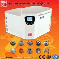 3H series Intelligent High-speed refrigerated centrifuge 3H30RI 3H26RI 3H24RI 3H20RI 3H16RI 3H12RI
