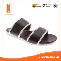 Simple shoe manufacturer flat summer makers in china