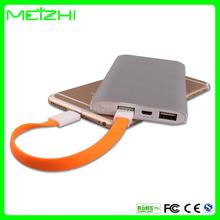 2015 china new innovative product hot distributors canada smartphone power bank 8000mah
