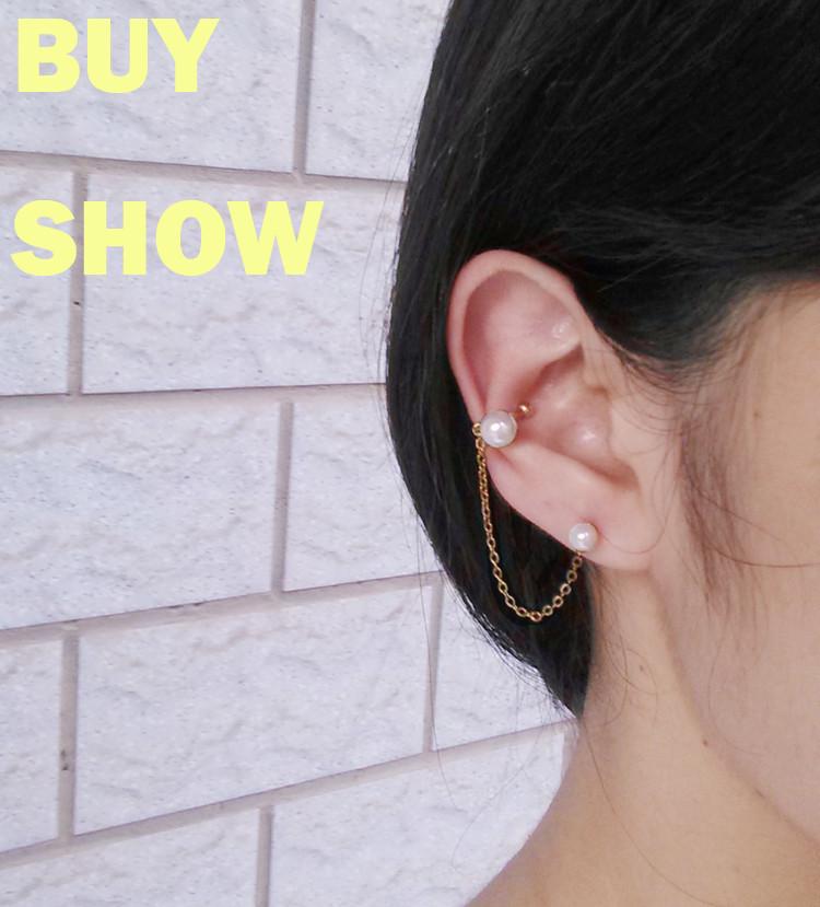 Серьги-клипсы Other earcuff 201408052