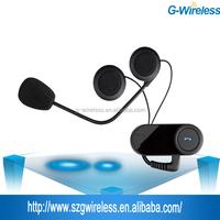 2 Way Wireless Multi Intercom BT Multi Wireless Motorcycle Interphone 800Meters Walkie Talkie