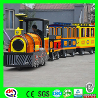 Rich experience reliable electric road train Manufacturer