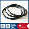 EPDM NBR SBR HNBR colored rubber o ring with good resilience elasticity and tensile strength