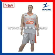 Healong Digital Print Promotion Basketball Uniforms Australia