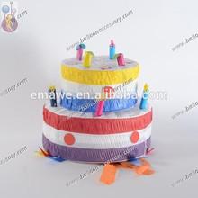 Dos capas de la torta piñata, Adultos piñata, Piñata juguetes, Cumpleaños piñata, Piñata diseños, Número piñata