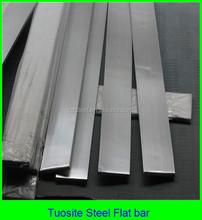 Primavera acero barra plana de acero dulce barra plana con precios más bajos