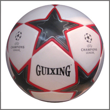 Official size 5 High Quality Star design Laminated Football, new design football/soccer ball