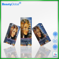 new design & factory price&free sample colored brazilian chemical free hair colors product used in salon