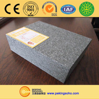 KINGLISH B Graphitic Polystyrene Insulation Fireproof Board with BASF Neopor as Raw Material