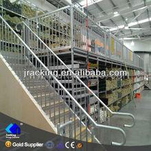 deposito per attrezzature jracking selettivo scaffalature metalliche per garage