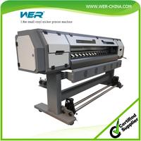 hot-sale 1.8m WER ES1802 DX5 print head ,1.8m eco solvent printer