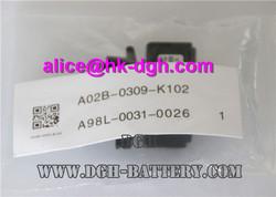 Non rechargeable battery A98L-0031-0026 / A02B-0309-K102 3 Volt PLC Lithium Battery A98l-0031-0025 A98l-0031-0028