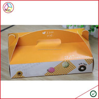 High Quality Apple Pie Packaging Box
