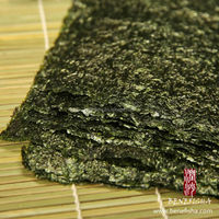 Japanese Roasted Seaweed for Sushi