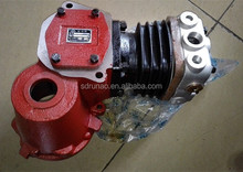 weichai engine air compressor 1560134007 for FAW trucks spare parts