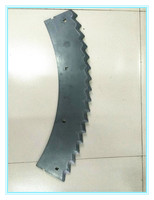 tiller blades, shaktiman rotary tillers, rotavator l shaped blades in agriculture for hot sale