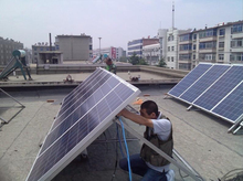 High power solar panel with competitive price 110 watt solar panel Cheap pv solar panel
