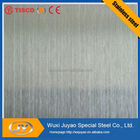 304 hairline surface 2mm stainless steel sheet