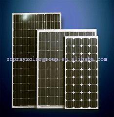 High efficiency 270w mono solar panels PV solar panel