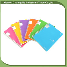 All kinds of color notebook printing