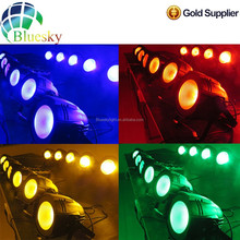 High Brightness stage decorative Led Par With Barn Door