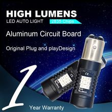 7.5w high power car auto led turn bulb t12 t15 led light exterior accessories for cars