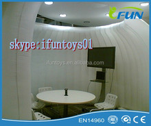 Extremely Light weight Inflatable Dome /Inflatable Conference Pods for Meeting Room