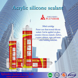 Acetic Silicone Sealant/ best silicone sealant/oxime silicone sealant