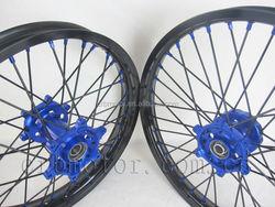 Dirt bike accessories wheel set for YAMAHA YZF 250
