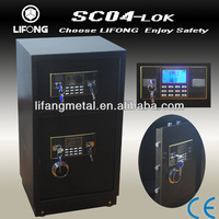 Heavy Double Door Free Standing Safety Box